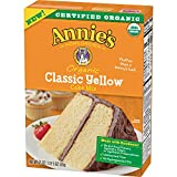 Annie's Organic Yellow Cake Baking Mix, 21 oz(us)