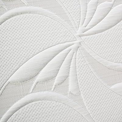 Simmons Beautyrest Comforpedic from Beautyrest Gel Memory Foam 14-inch Queen-size Mattress Plush