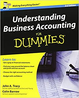 Understanding Business Accounting for Dummies 3E: Amazon.co.uk ...