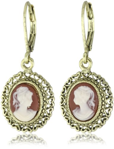 Cameo Gold Plated - 1