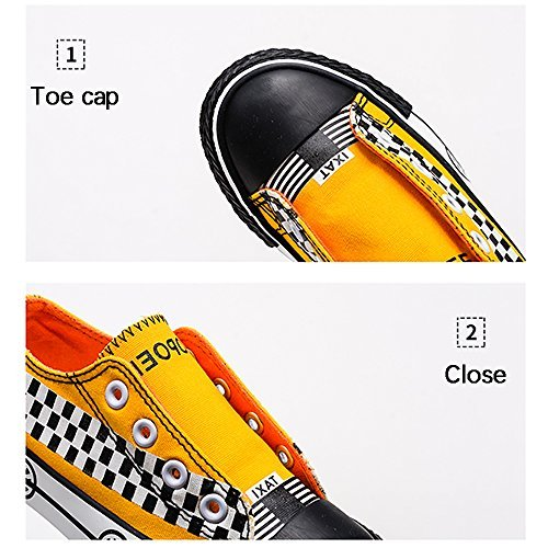 iFANS Kids Slip-on Breathable Mesh Athletic Shoes Little Kid//Big Kid