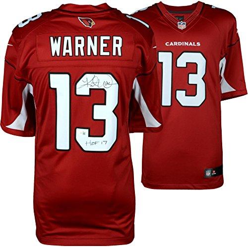 Kurt Warner Arizona Cardinals Authentic Jersey Cardinals