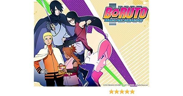 Amazon.com: Boruto: Naruto Next Generations