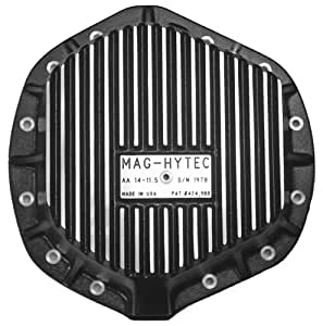 Mag-Hytec Rear Differential Cover 03-12 Dodge Ram 2500 & 3500 Cummins 5.9L & 6.7L Diesel w/ 14-11.5 Axle