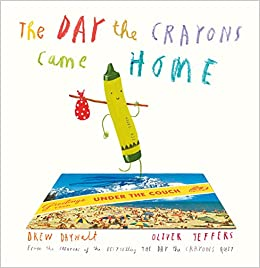Image result for the day the crayons came home