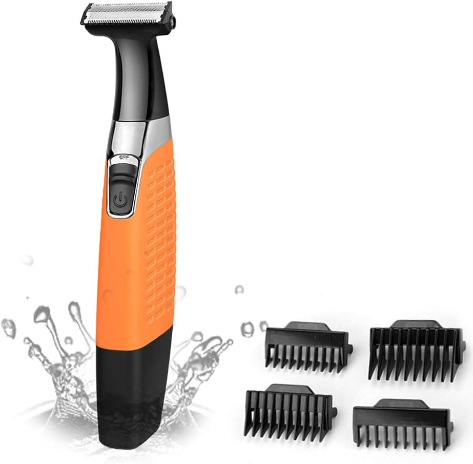 Afeitadora eléctrica Precision Trimmer Body Hair Trimmer Hombre ...