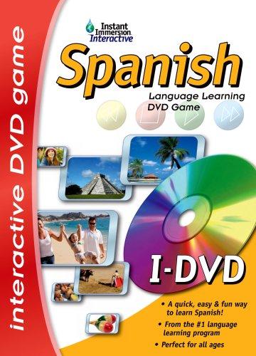 Instant Immersion Spanish I-DVD