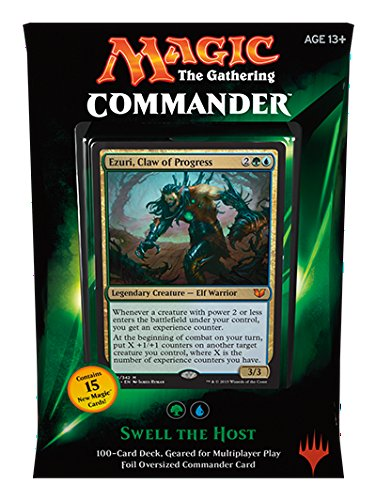 Wizards Of The Coast Magic: The Gathering - Mtg Commander 2015 -