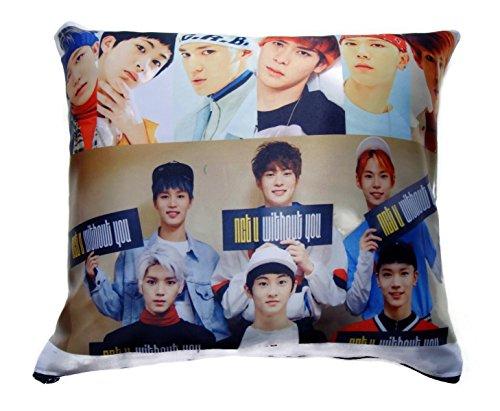NCT U Boy Band Kpop Pillowcase (#001)