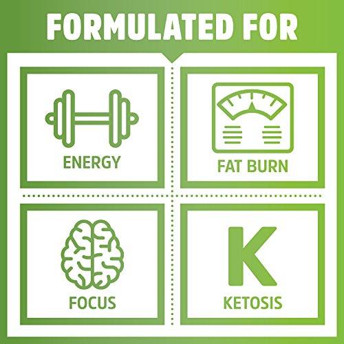 Keto Drive BHB Salts - Exogenous Ketone Performance Complex - Formulated for Ketosis, Energy and Focus - Patented Beta-Hydroxybutyrates (Calcium, Sodium, Magnesium) - Orange Mango