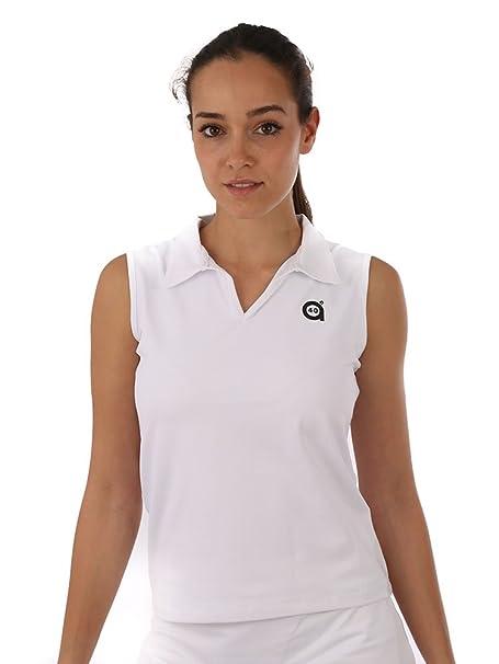 a40grados Sport & Style Plomo Polo, Mujer: Amazon.es: Ropa y ...