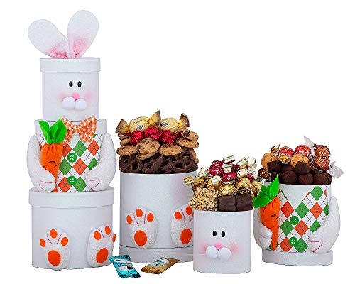 Godiva, Rocky Mountain and more Easter Tower ()