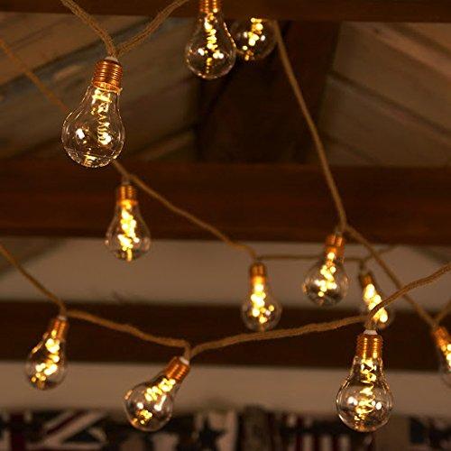 Outdoor String Light Design - 2