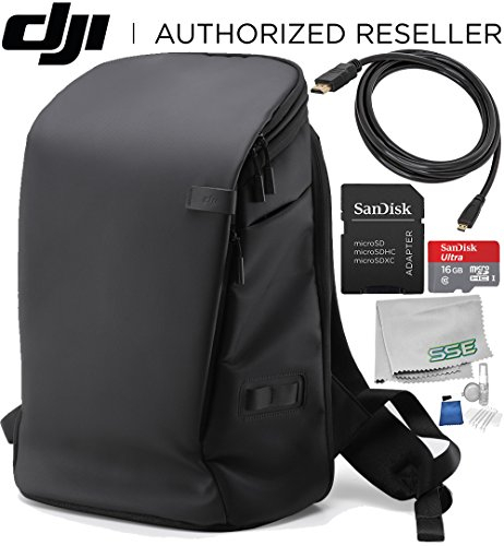 DJI Goggles Carry More Backpack Essentials Bundle