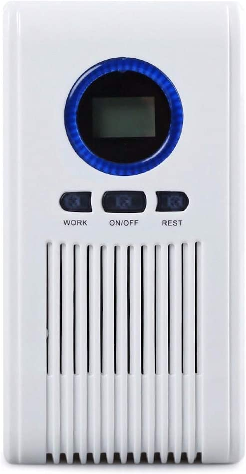 YSCCSY Purificador de Aire portátil Ozono WC Dormitorio Zapatería ...