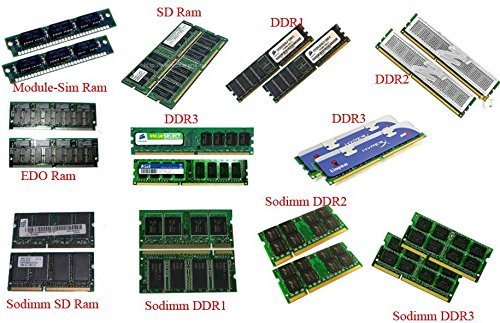 512MB DDR2 PC2-4200 172pin MicroDIMM Memory for Fujitsu by Link-Memory