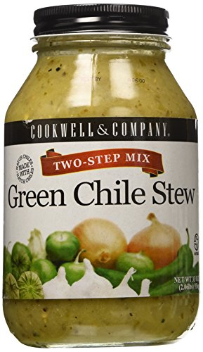 Green Chile Chicken Stew - Cookwell & Co, Stew Green Chili Mix, 33 Ounce