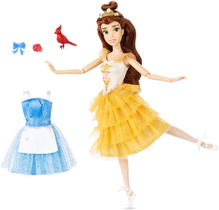 Disney Belle Ballet Doll – 11 1/2 inches
