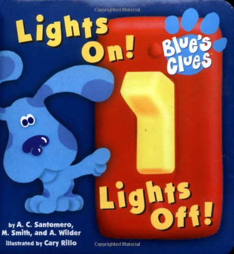 Lights On! Lights Off! (Blue's Clues)
