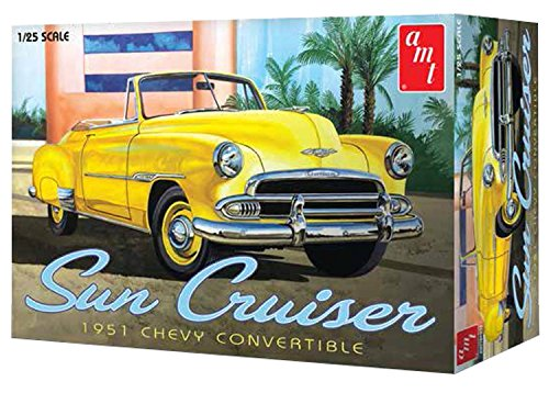 AMT AMT1041 1: 25 1951 Chevy Convertible Toy from AMT