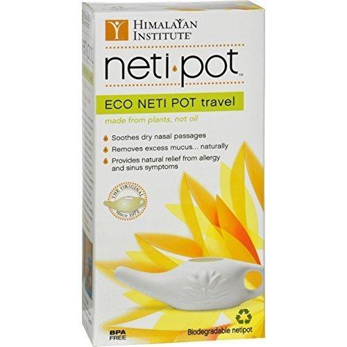 Himalayan Institute Press Neti Wash Eco Neti Pot