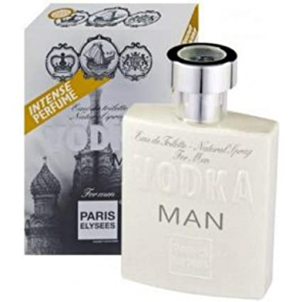 VODKA Man Perfume para hombre Paris Elysees 100 ml