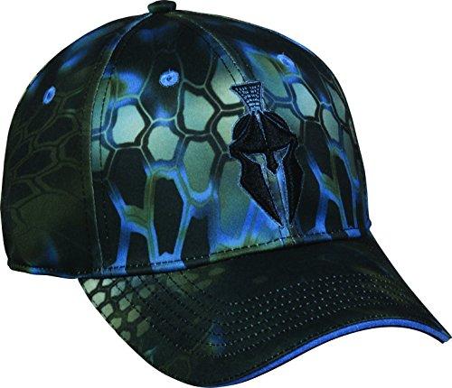 Outdoor Cap Mens Kryptek Performance Cap, Kryptek Neptune, One Size Fits Most