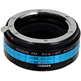 Fotodiox Pro Lens Mount Adapter with De-Clicked Aperture Dial, Nikon (G) Lens to Micro Four Thirds Camera