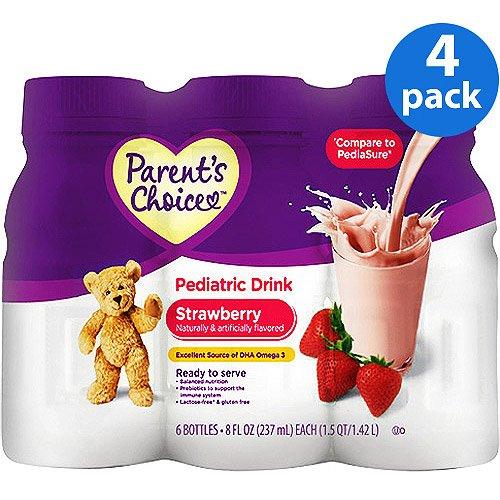 Parent\'s Choice - Nutritional Pediatric Drink, S