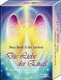 Die Liebe der Engel: 50 Karten mit Begleitbuch