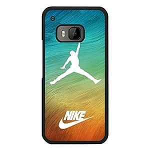 Generic Jordan Logo Htc One M9 Case,Jordan Phone Case Black Hard Plastic Case Cover For Htc One M9,Jordan Phone Case Cover
