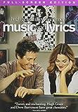 Music and Lyrics (Full Screen Edition) offers