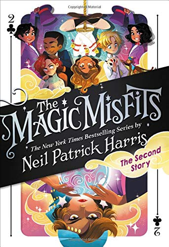 The Magic Misfits: The Second Story ebook