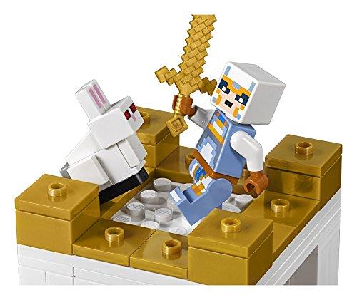 51%2BZrsKeQAL - LEGO Minecraft The Skull Arena 21145 Building Kit (198 Piece)