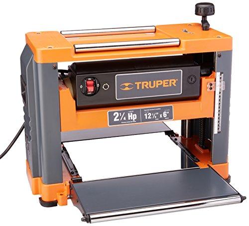 Truper CEP-12, Cepillo Portátil, 12.5 HP