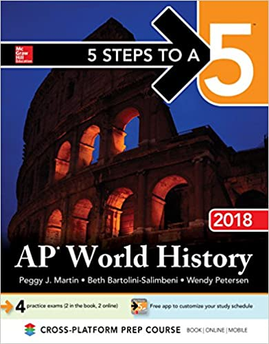 Amazon 5 steps to a 5 ap world history 2018 edition ebook 5 steps to a 5 ap world history 2018 edition 11th edition kindle edition fandeluxe Images