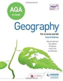 img - for AQA A-Level Geography book / textbook / text book
