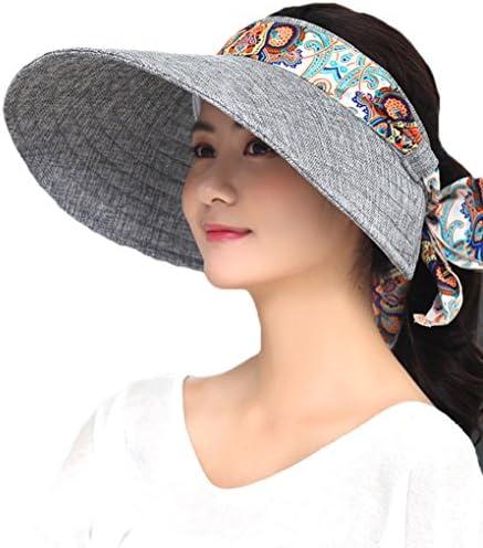 uvカット サンバイザー レディース 日よけ帽子 花モチーフ リボン おしゃれ 帽子 首までuvカット 日よけ帽 折りたたみ 紫外線対策 日焼け止め コットン 通気 お出かけ 旅行 海遊び ガーデニング 農作業 ぼうし