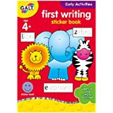 Galt Toys Home Learning First Writing Sticker Books