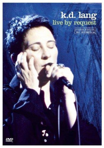 K.D. Lang - Live by Request by MaCarthur