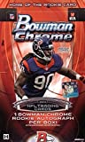 2014 NFL Bowman Chrome Football Card Hobby Box