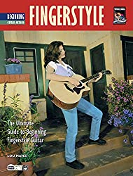 Beginning Guitar Method Fingerstyle: The Complete Fingerstyle Guitar Method