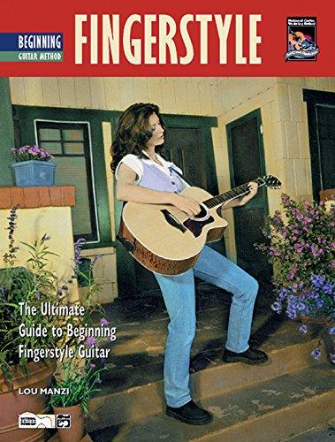 Beginning Fingerstyle Guitar Method (Book & CD)