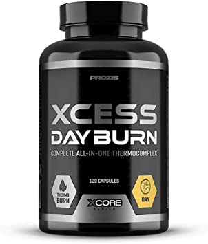 Xcore Nutrition Xcess Day-Burn - 120 Cápsulas