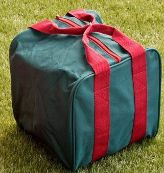 Heavy Duty 8 Ball Bocce Bag by EPCO by Epco