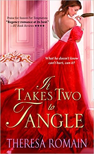 It Takes Two to Tangle (Matchmaker): Theresa Romain