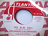 Arif Mardin & His Orchestra 45 RPM The Blue Bull / Lullaby From Rosemary's Baby