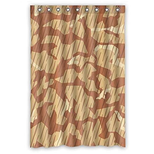 PLATIM Geometry Bath Curtains Polyester Best For Couples Teens Father Lover Custom. Mildew Resistant Width X Height / 48 X 72 Inches / W H 120 By 180 Cm(fabric) (Best Halloween Couple Ideas)