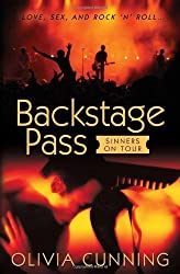 BACKSTAGE PASS: SINNERS ON TOUR [Backstage Pass: Sinners on Tour ] BY Cunning, Olivia(Author)Paperback 01-Oct-2010
