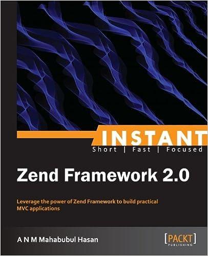 Descargas gratuitas de libros en formato pdf.Instant Zend Framework 2.0 (Literatura española) PDF PDB CHM